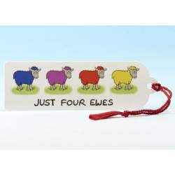 Just Four Ewes